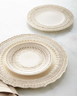 Arte Italica Finezza Cream Dinnerware