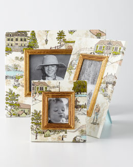 MacKenzie-Childs Aurora Picture Frames