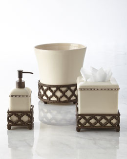 GG Collection Ogee-G Vanity Accessories