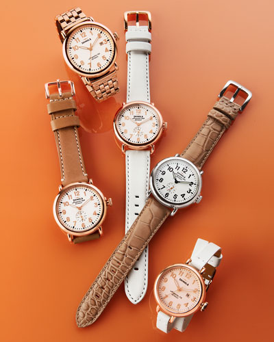 Shinola Assorted Watches
