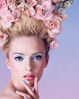 Dior Beauty SPRING LOOK 2014: TRIANON