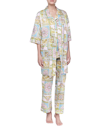 Bedhead Ciao Bella Sateen Pajamas