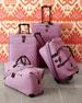My Life Wisteria Luggage