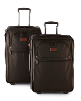 Tumi Espresso Alpha Luggage Collection