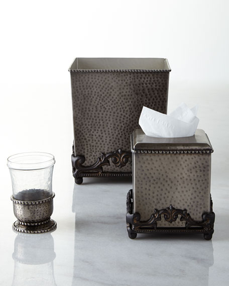 GG CollectionHammered Wastebasket