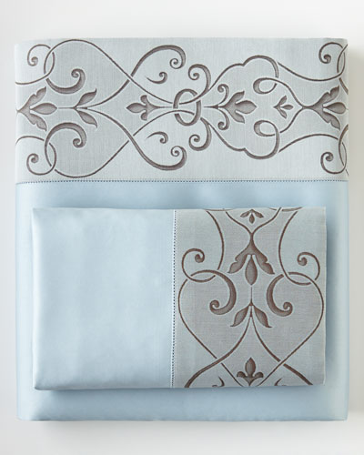 Eastern Accents Azure Luca Sheets