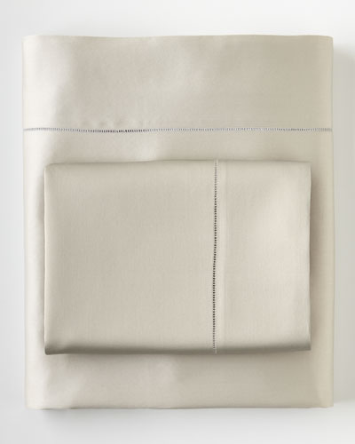 SFERRA 590-Thread-Count Egyptian Cotton Sateen Sheets