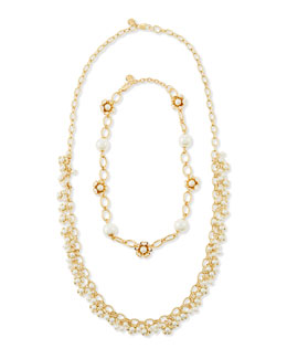 Tory Burch Katie Necklaces