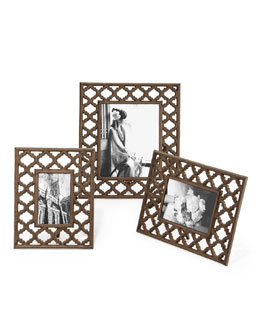GG Collection Ogee-G Picture Frames