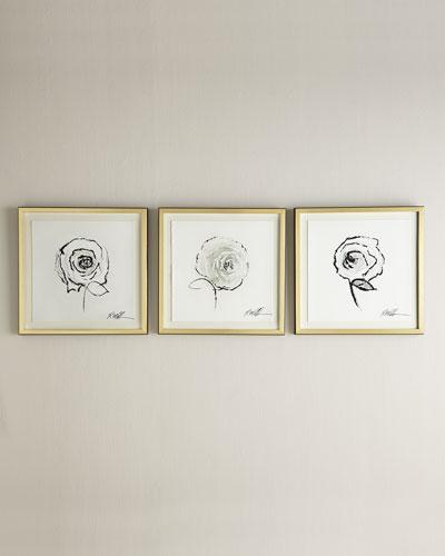 """Flower"" Series Giclees"