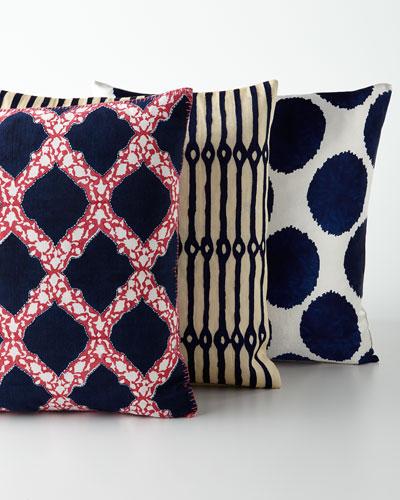Blue Moon Pillows