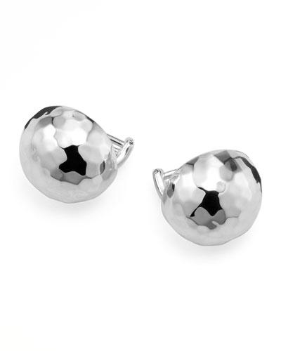 Ippolita Sterling Silver Pinball Post & Clip-On Earrings