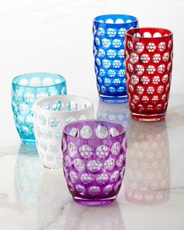 Mario Luca Giusti Lente Basso Acrylic Drinkware