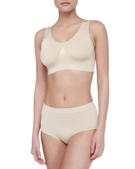 Wacoal B-Smooth Bralette with Removable Pads