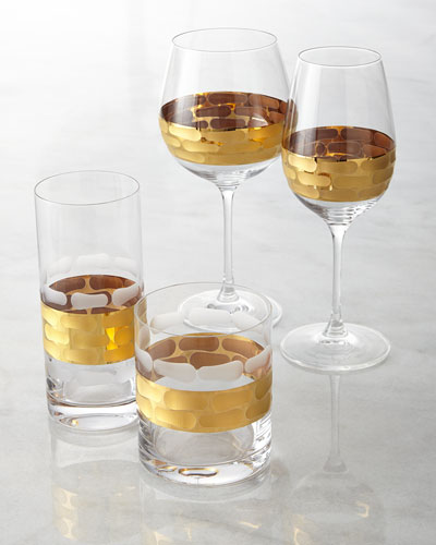 Michael Wainwright Truro Gold Glassware
