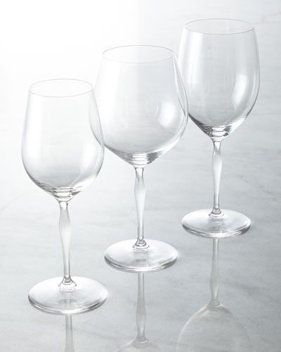 Lalique 100 Points Wine Glasses