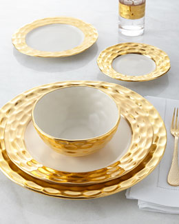 Michael Wainwright Truro Gold Dinnerware