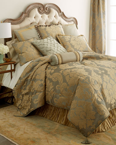 comforters bedding at neiman marcus. Black Bedroom Furniture Sets. Home Design Ideas