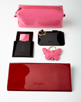 NM EXCLUSIVE Neiman Marcus-Stamped Travel Accessories
