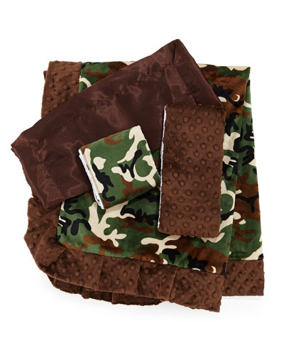 Camouflage-Print Layette Collection