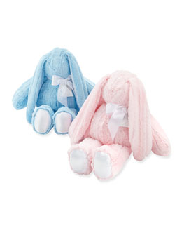 Swankie Blankie Large Plush Stuffed Bunny