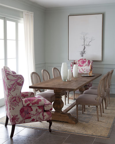 priscilla wing dining chair - Dining Chairs In Living Room