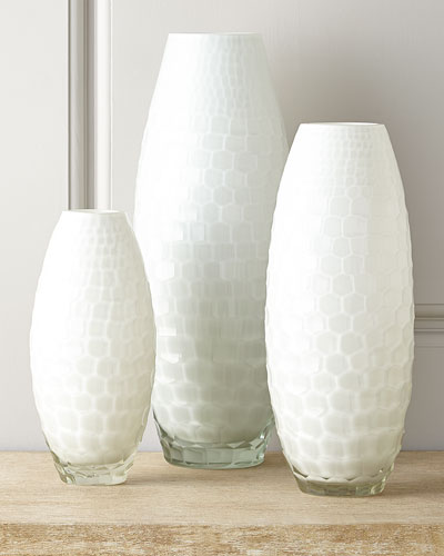 Ombari Honeycomb Vases