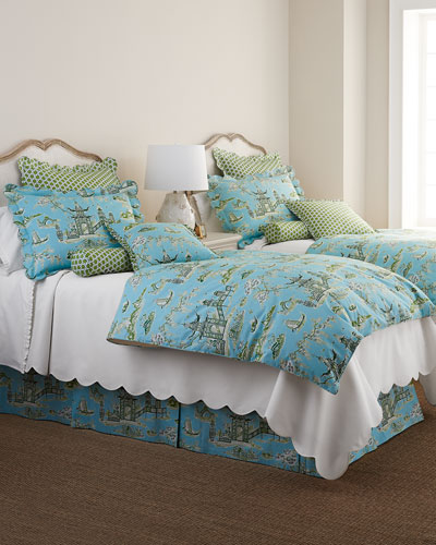 Peaceful Temple Bedding