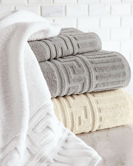 Completely new Greek Key Towels & Matching Items | Neiman Marcus CW52