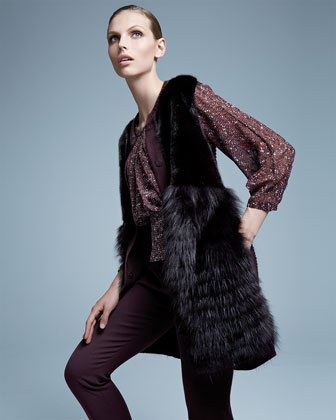 Fur Lookbook