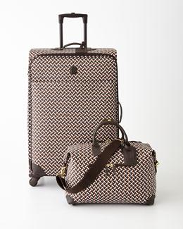 Bric's Lattice Luggage