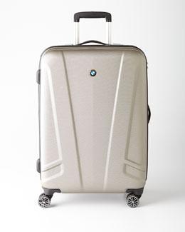 BMW Champagne Hardside Luggage