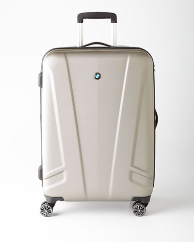 BMW Champagne Hardside Luggage
