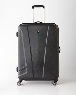 BMW Black Hardside Luggage