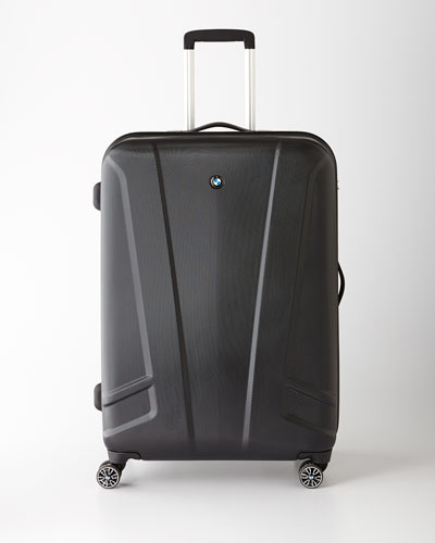 BMW Black Hardside Luggage