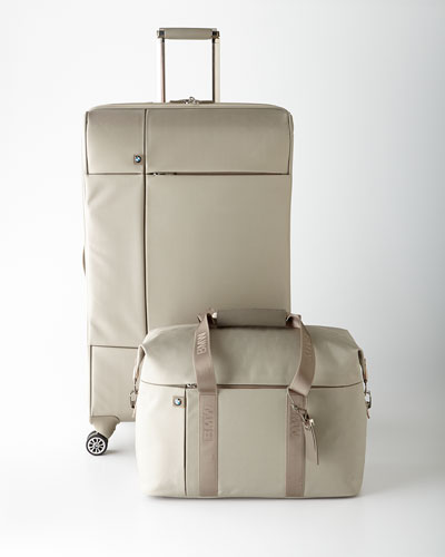 BMW Champagne Soft-Side Luggage