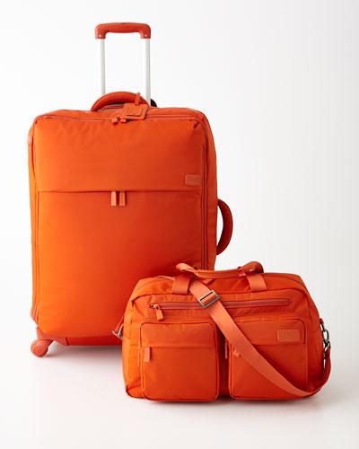 Lipault Tangerine Luggage