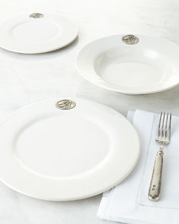 VAGABOND HOUSE Monogram Dinnerware