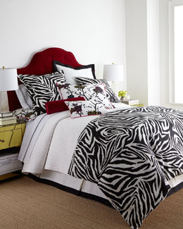 Legacy Home Funky Zebra Bedding
