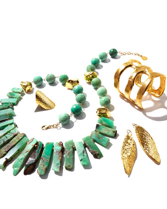 Statement Jewelry featuring Devon Leigh