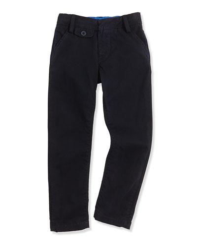 Little Marc Jacobs Boys' Stretch-Cotton Pants
