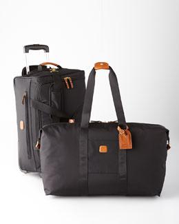 Bric's Black Ultralight Luggage