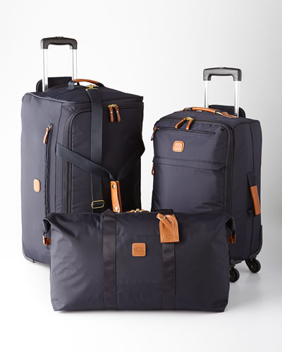Bric's Navy Ultralight Luggage