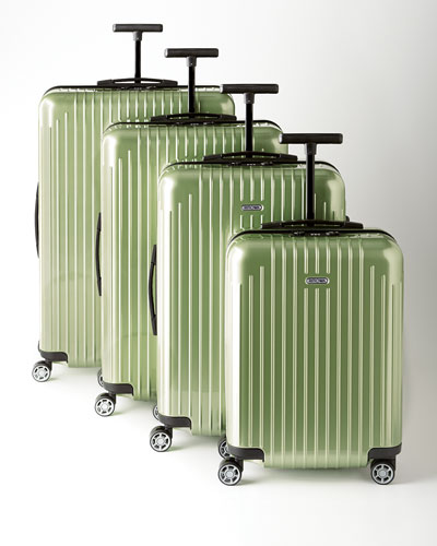 Rimowa North America Salsa Air Lime Green Luggage