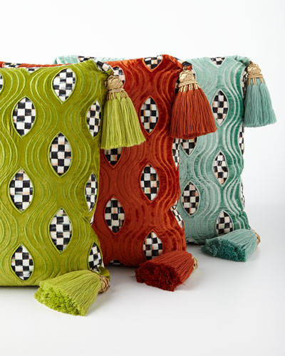 Cutaway Pillows