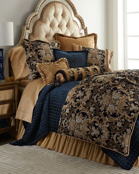 Sweet Dreams King Jacqueline Floral Duvet Cover