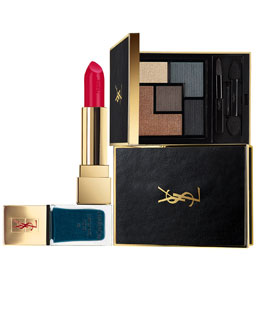 Yves Saint Laurent Beaute FALL LOOK 2014
