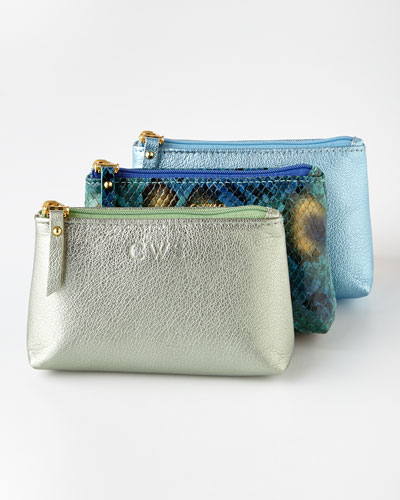 Personalized Jewelry Pouch