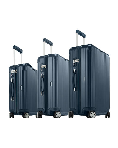Salsa Deluxe Yachting Blue Luggage