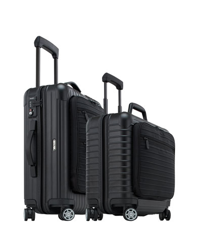 Bolero Matte Black Luggage